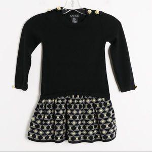 Cynthia Rowley knit dress girls stretch toddler 4